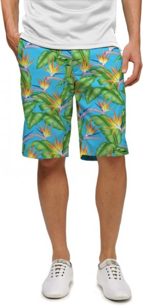 "Loudmouth Men's Golf Short ""Tahiti StretchTech"""