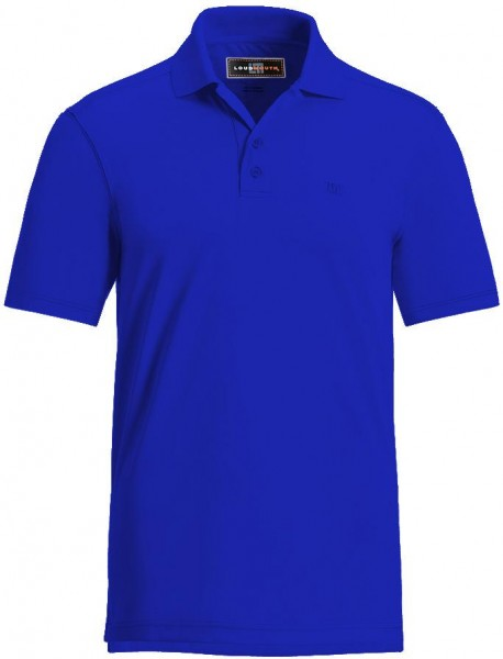 "Loudmouth Men's Shirt ""Dazzling Blue"""