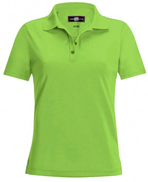 "Loudmouth Women's Shirt ""Jasmin Green"""