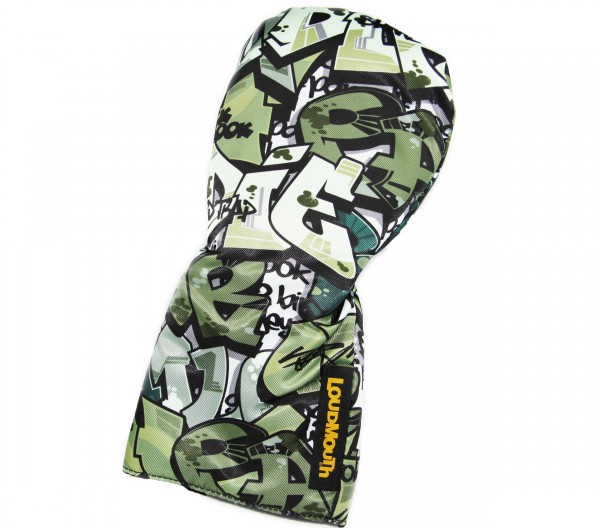 """Driver Headcover """"Army Golf"""" Design"""