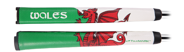 Puttergriff JUMBO-Wales Edition