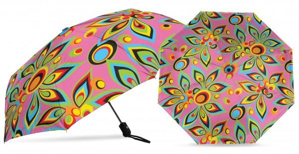 Loudmouth UV+ MINI Umbrella - Pink Shagadelic