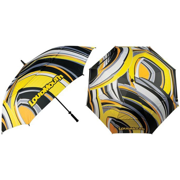 Loudmouth UV+ Umbrella-Swirls Gone Wild