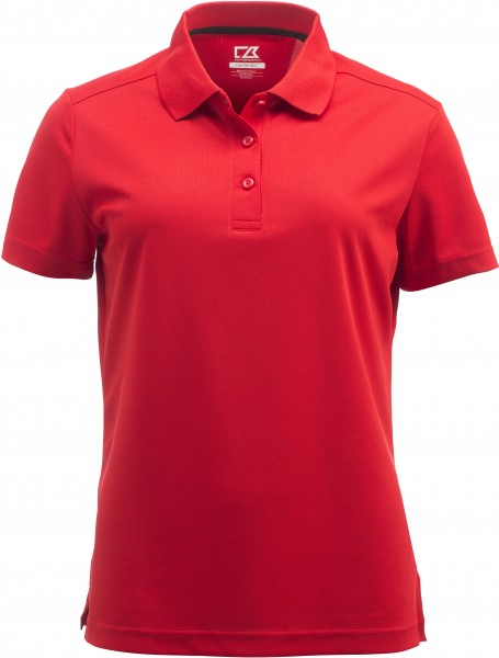 Kelowna Polo Damen Red