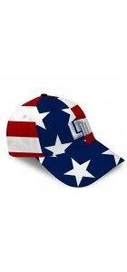 "Loudmouth All-Over Cap ""Stars & Stripes"""