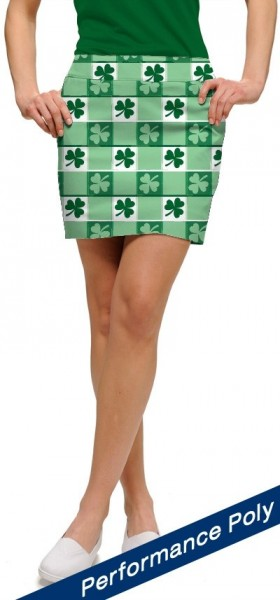 """Loudmouth Skort """"Corned Beef StretchTech"""""""