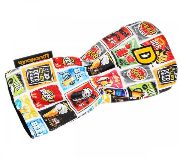 """Driver Headcover """"Loudmouth Soup"""" Design"""