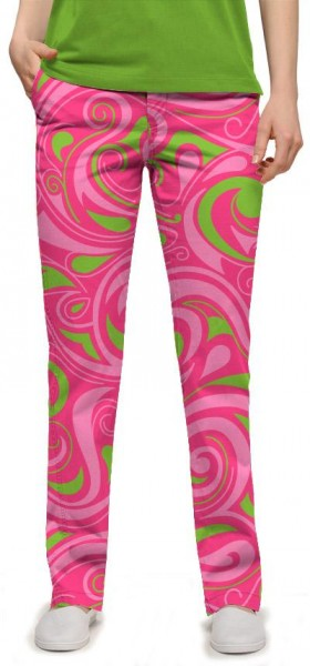 "Loudmouth Women Trouser ""Cotton Candy"""