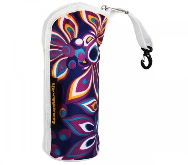 Loudmouth Flaschenhalter -Purple Shagadelic-