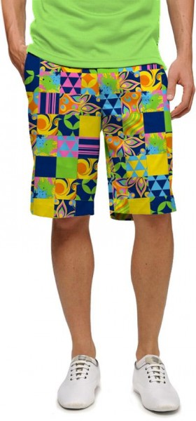 "Loudmouth Men's Golf Short ""LM Greatest Hits Vol.1"""