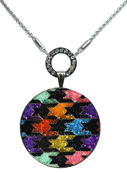 LM Glitzy Ballmarker by NAVIKA with necklace Razzle