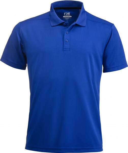 Kelowna Polo Herren Royal Blue