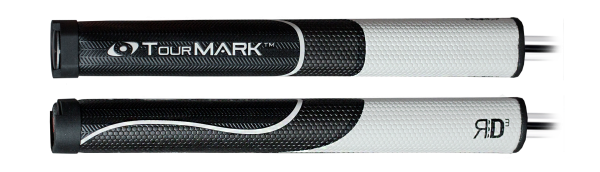 RD 3 Putter Grip black/white