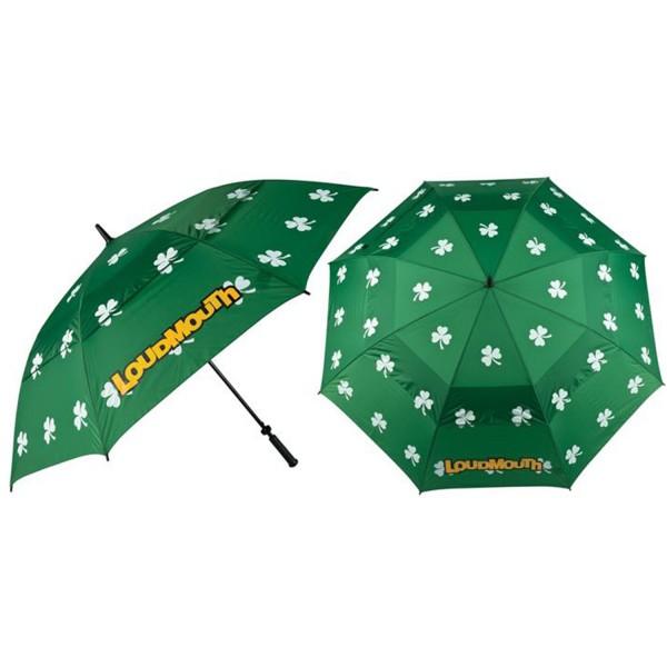 Loudmouth Umbrella-Shamrock