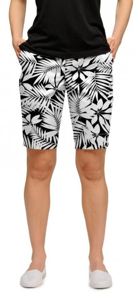 "Loudmouth Damen Short ""Midnight Island"""