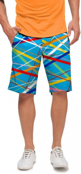 "Loudmouth Men's Golf Short ""Stix"""