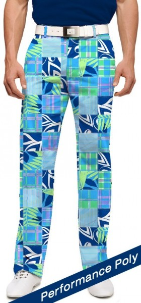 "Loudmouth Herren-Hose lang ""Wedding Crashers Stretch Tech"""