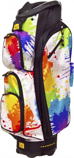 Loudmouth Cart Bag-Drop Cloth