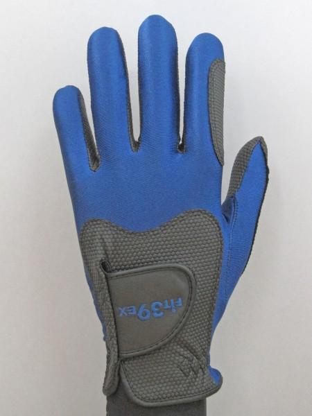 Golf Glove Fit 39 Navy Blue/Black