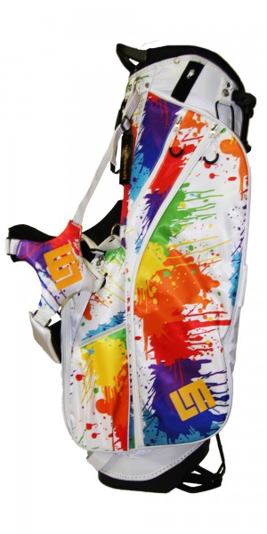 NEW Loudmouth Stand Bag -Drop Cloth-