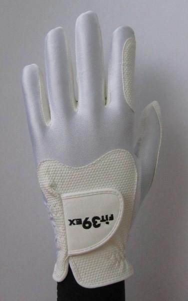 Golf Glove Fit 39 White