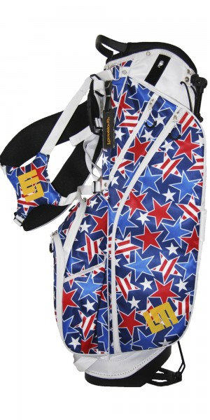 NEW Loudmouth Stand Bag-Star Studded-