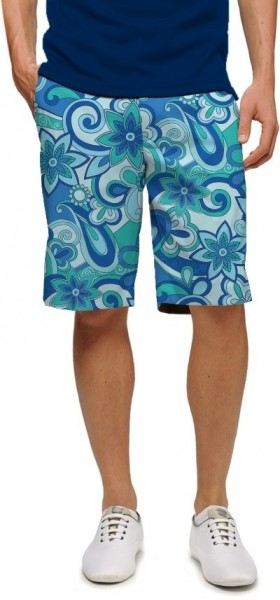 "Loudmouth Herren Short ""Summer of Love StretchTech"""