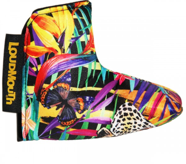 "Loudmouth Blade Putter Cover ""Safari"""