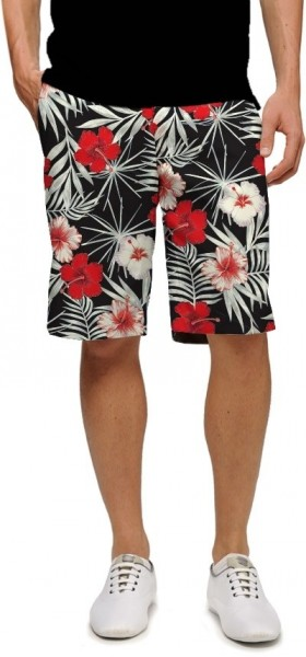 "Loudmouth Men's Golf Short ""Makaha StretchTech"""