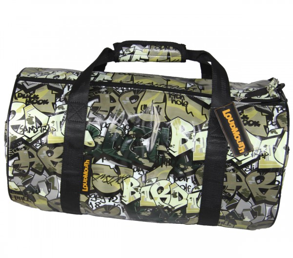 Loudmouth Boston Bag-Army Golf-769-994
