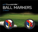 LM Ballmarker für Puttergriffe-Cpt.USA-Jumbo-