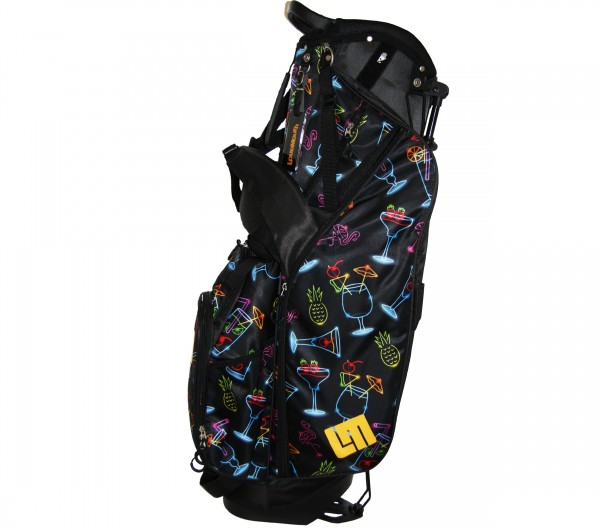 NEW Loudmouth Stand Bag -Neon Cocktails-