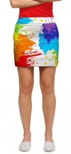 LM Damen Skort, Drop Cloth, US8-UK14