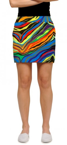 "Loudmouth Skort ""Jungle Bogey StretchTech"""
