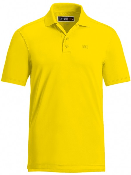 "Loudmouth Men's Shirt ""Lemon Chrome"""