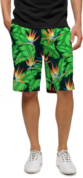 "Loudmouth Men's Golf Short ""Bora Bora"""