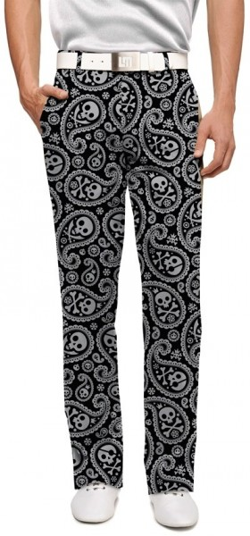 "Loudmouth Herren-Hose lang ""Shiver Me Timber Stretch Tech"""