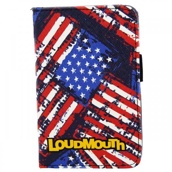 Loudmouth Scorekartenhalter -Antique Flag-