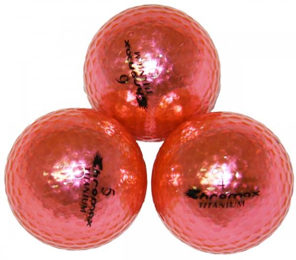 Chromax M1x 3er Packung, pink