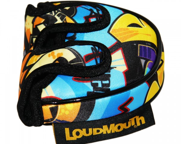 "Loudmouth Mallet Putterhaube ""Los Angeles"""
