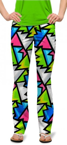 "Loudmouth Women Trouser ""Crystal"""