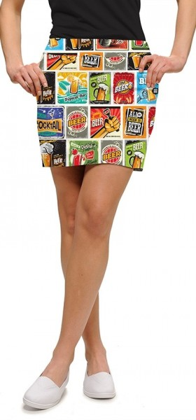"""Loudmouth Skort """"Loudmouth Soup StretchTech"""""""