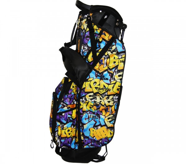 "NEW Loudmouth 8.5 inch Stand Bag ""Los Angeles"""