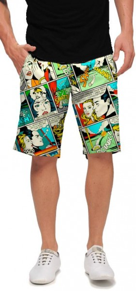 "Loudmouth Men's Golf Short ""Shank!"""