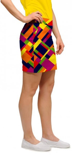 "Loudmouth Skort ""Wreck Tangles"""