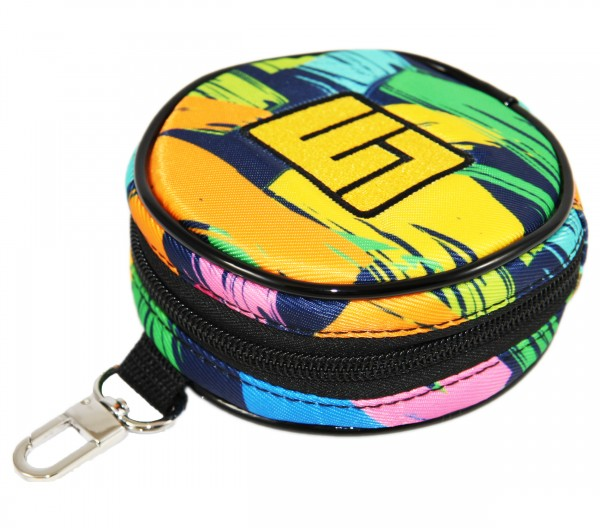 Loudmouth Mini Pouch-Broad Strokes Navy-