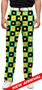 "Loudmouth Herren-Hose lang ""Couch Potato"""