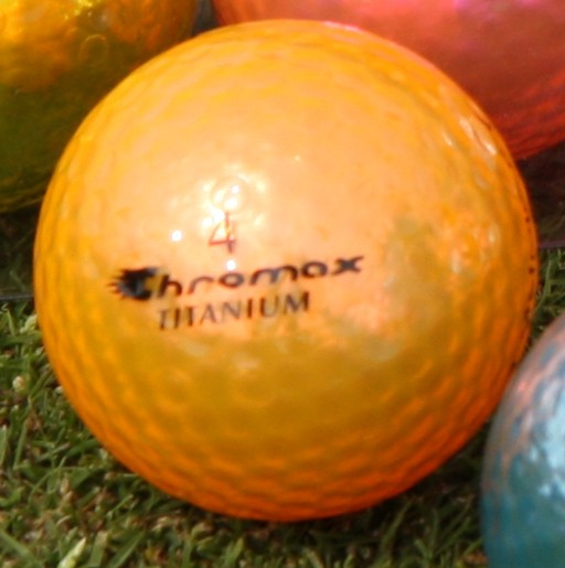 Chromax M1x 3 piece Tube, orange